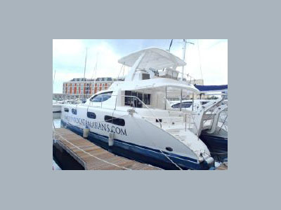 SOLD Leopard 47  in Cape Town South Africa ZERO ONE Thumbnail for Listing Preowned Power