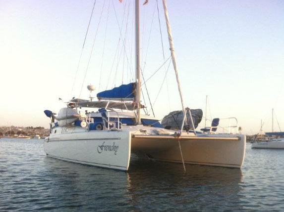 Preowned Sail Catamarans for Sale 1997 Tobago 35