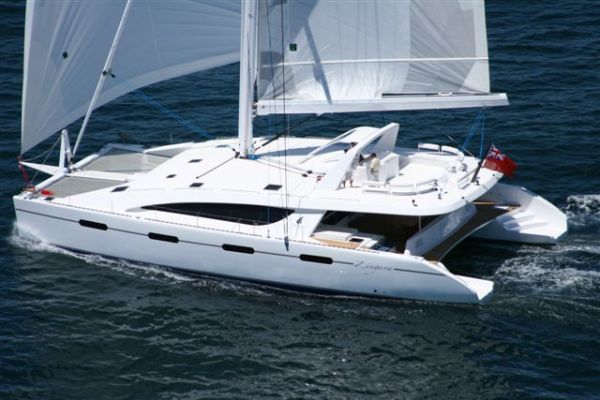Catamarans SILHOUETTE, Manufacturer: MATRIX YACHTS, Model Year: 2005, Length: 76ft, Model: Matrix 76, Condition: Used, Listing Status: Catamaran for Sale, Price: USD 3795000