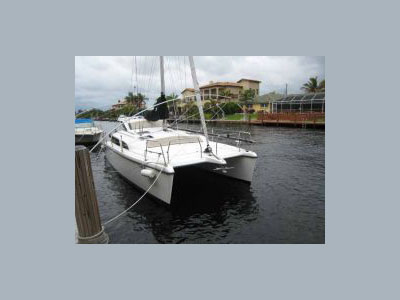 Catamarans POCO LOCO, Manufacturer: PERFORMANCE CRUISING, Model Year: 2006, Length: 34ft, Model: Gemini 105Mc, Condition: Used, Listing Status: SOLD, Price: USD 123000