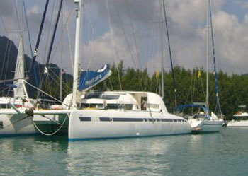 Catamarans DREAM MALDIVES, Manufacturer: NAUTITECH, Model Year: 1996, Length: 82ft, Model: Nautitech 82, Condition: USED, Listing Status: Catamaran for Sale, Price: EURO 499000