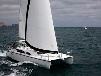 Catamarans HULL 1114, Manufacturer: GEMINI CATAMARANS, Model Year: 2012, Length: 34ft, Model: Gemini 105Mc, Condition: New, Listing Status: SOLD, Price: USD 201839