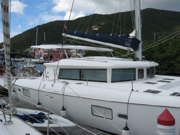 Preowned Sail Catamarans for Sale 2007 Lagoon 420