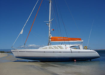 Catamarans DEEP SEA 1, Manufacturer: KAESER BOAT, Model Year: 1997, Length: 60ft, Model: Custom 61, Condition: USED, Listing Status: Catamaran for Sale, Price: EURO 600000
