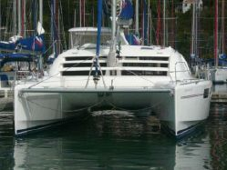 Preowned Sail Catamarans for Sale 2009 Leopard 46