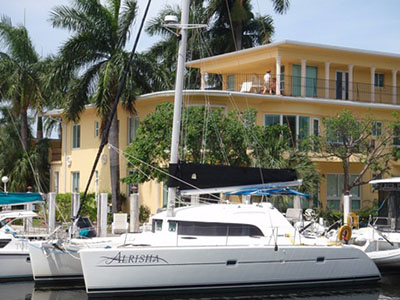 SOLD Lagoon 380  in Fort Lauderdale Florida (FL)  ALRISHA  Preowned Sail