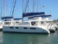 Catamarans KOKOMO III, Manufacturer: ROBERTSON & CAINE, Model Year: 2008, Length: 46ft, Model: Leopard 46 , Condition: Preowned, Listing Status: Under Offer, Price: USD 295000