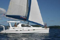 Used Sail Catamaran for Sale 2007 Leopard 43