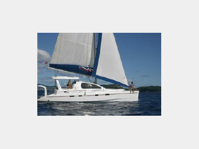 Catamarans PANACHE V, Manufacturer: ROBERTSON & CAINE, Model Year: 2007, Length: 43ft, Model: Leopard 43 , Condition: Used, Listing Status: SOLD, Price: USD 275000