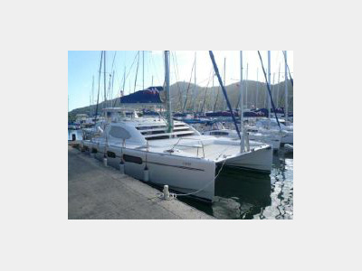 Catamarans B'SHERT, Manufacturer: ROBERTSON & CAINE, Model Year: 2007, Length: 46ft, Model: Leopard 46 , Condition: Used, Listing Status: SOLD, Price: USD 369000