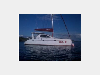 Catamarans SEA Z, Manufacturer: ROBERTSON & CAINE, Model Year: 2007, Length: 40ft, Model: Leopard 40, Condition: Used, Listing Status: SOLD, Price: USD 349000