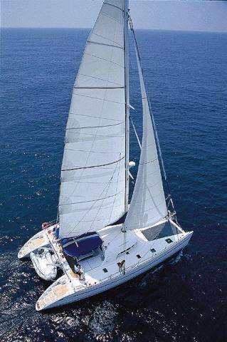 Catamarans SUMORE II, Manufacturer: LAGOON, Model Year: 2003, Length: 57ft, Model: Lagoon 570, Condition: Used, Listing Status: Catamaran for Sale, Price: USD 648000