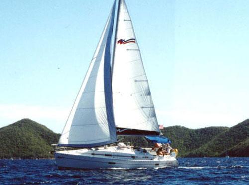 SOLD Beneteau 361  in Road Town British Virgin Islands PERELANDRA  Preowned Sail