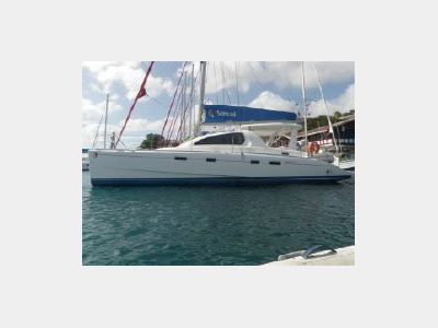 Catamarans KOKOMO, Manufacturer: ROBERTSON & CAINE, Model Year: 2008, Length: 43ft, Model: Leopard 43 , Condition: Used, Listing Status: SOLD, Price: USD 265000