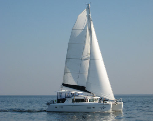 Preowned Sail Catamarans for Sale 2007 Lagoon 420