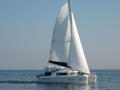 Catamarans MAKEITSO, Manufacturer: LAGOON, Model Year: 2007, Length: 42ft, Model: Lagoon 420, Condition: Used, Listing Status: SOLD, Price: USD 444000