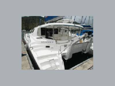 Catamarans WINDHOVER IV, Manufacturer: ROBERTSON & CAINE, Model Year: 2008, Length: 46ft, Model: Leopard 46 , Condition: Used, Listing Status: SOLD, Price: USD 369000