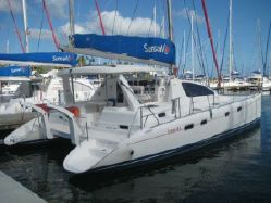Used Sail Catamaran for Sale 2008 Leopard 43