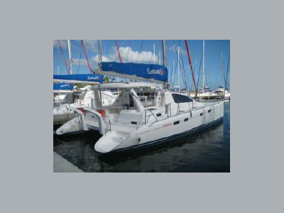 Catamarans GRAND CRU, Manufacturer: ROBERTSON & CAINE, Model Year: 2008, Length: 43ft, Model: Leopard 43 , Condition: Used, Listing Status: SOLD, Price: USD 280000