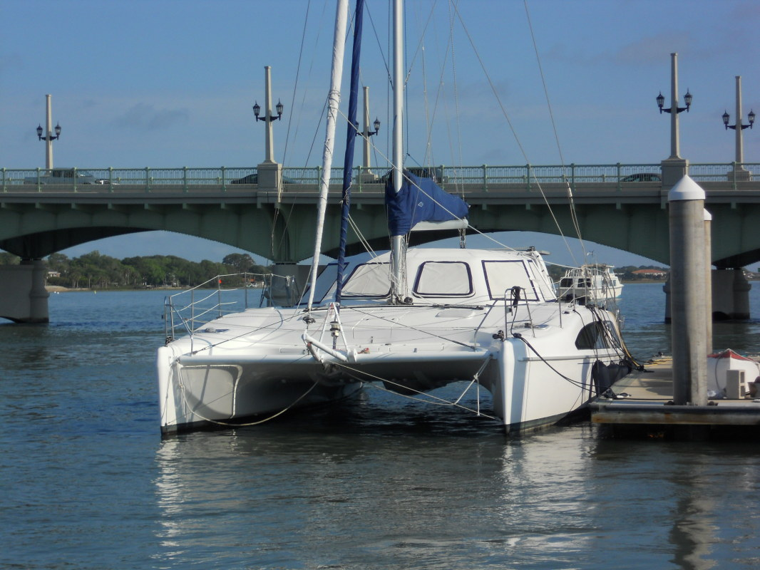 Sail Catamarans for Sale: St. Augustine Florida United States COOL RUNNINGS, Seawind 1160 ...