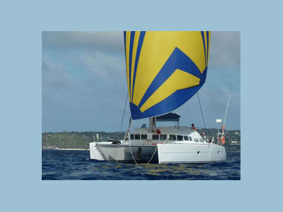 SOLD Lagoon 410  in Fort Lauderdale Florida (FL)  SABBATICUS  Preowned Sail