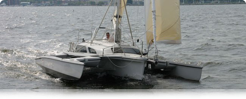 Preowned Sail Catamarans for Sale 2006 Telstar 28