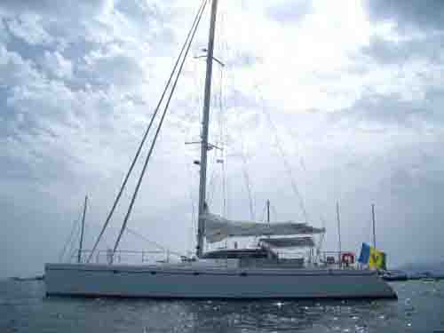 Catamarans STAR CHASER, Manufacturer: LINDENBERG , Model Year: 1992, Length: 64ft, Model: Lindenberg 65, Condition: Used, Listing Status: Catamaran for Sale, Price: EURO 419150