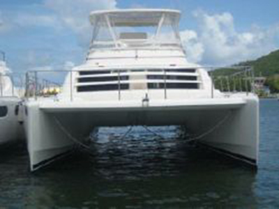 Catamarans SALINE SEA, Manufacturer: ROBERTSON & CAINE, Model Year: 2008, Length: 47ft, Model: Leopard 47, Condition: Used, Listing Status: SOLD, Price: USD 388000