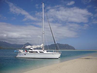 Catamarans HULL 1097, Manufacturer: GEMINI CATAMARANS, Model Year: 2011, Length: 34ft, Model: Gemini 105Mc, Condition: Used, Listing Status: SOLD, Price: USD 169000