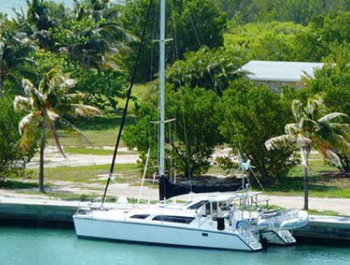 Preowned Sail Catamarans for Sale 2005 Gemini 105Mc