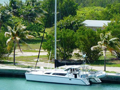 Catamarans ONE MUSTARD SEED, Manufacturer: PERFORMANCE CRUISING, Model Year: 2005, Length: 34ft, Model: Gemini 105Mc, Condition: USED, Listing Status: SOLD, Price: USD 119500
