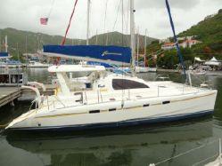 Used Sail Catamaran for Sale 2006 Leopard 43