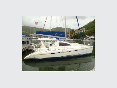 Catamarans AMADEUS, Manufacturer: ROBERTSON & CAINE, Model Year: 2006, Length: 43ft, Model: Leopard 43 , Condition: Used, Listing Status: SOLD, Price: USD 249000
