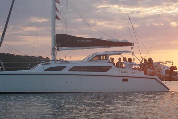 10 Catamarans For Sale from $140,000 to $190,000 - 35 to 42 feet