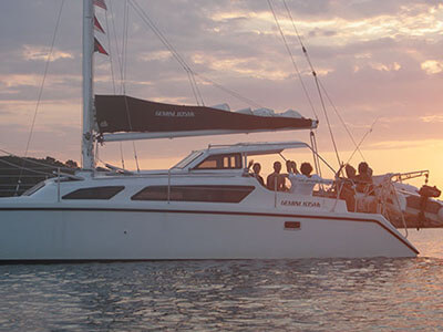Catamarans FAT CAT II, Manufacturer: PERFORMANCE CRUISING, Model Year: 2010, Length: 34ft, Model: Gemini 105Mc, Condition: USED, Listing Status: Catamaran for Sale, Price: USD 150000