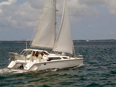 Catamarans CATTITUDE, Manufacturer: PERFORMANCE CRUISING, Model Year: 2004, Length: 34ft, Model: Gemini 105Mc, Condition: Used, Listing Status: SOLD, Price: USD 129500