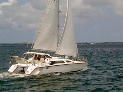 Catamarans PANASEA, Manufacturer: ROBERTSON & CAINE, Model Year: 2009, Length: 46ft, Model: Leopard 46 , Condition: USED, Listing Status: Catamaran for Sale, Price: USD 359000