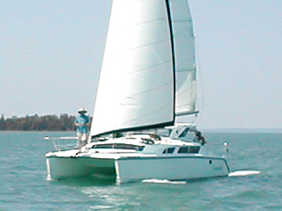 Catamarans CRESCENDO, Manufacturer: PERFORMANCE CRUISING, Model Year: 1996, Length: 34ft, Model: Gemini 105M, Condition: USED, Listing Status: SOLD, Price: USD 69500