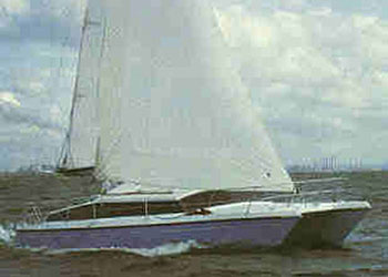 Catamarans QUIET TIMES, Manufacturer: PROUT, Model Year: 1986, Length: 33ft, Model: Quest 33CS, Condition: USED, Listing Status: Catamaran for Sale, Price: USD 39000