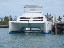 Catamarans THE LAZY SUSAN, Manufacturer: ROBERTSON & CAINE, Model Year: 2008, Length: 47ft, Model: Leopard 47, Condition: USED, Listing Status: Catamaran for Sale, Price: USD 339000