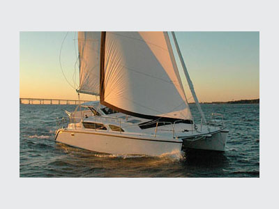 Catamarans CELERITY, Manufacturer: GEMINI CATAMARANS, Model Year: , Length: 34ft, Model: Gemini 105Mc, Condition: Used, Listing Status: SOLD, Price: USD 179000