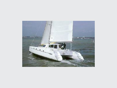 Catamarans HALCYON, Manufacturer: FOUNTAINE PAJOT , Model Year: 2002, Length: 43ft, Model: Belize 43, Condition: Used, Listing Status: SOLD, Price: USD 235000