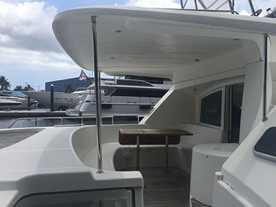 Used Power Catamarans for Sale 2004 Lagoon 43 Power