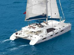 Catamarans GOOD VIBRATIONS, Manufacturer: ROBERTSON & CAINE, Model Year: 2002, Length: 62ft, Model: Leopard 62, Condition: Used, Listing Status: Under Contract, Price: USD 895000