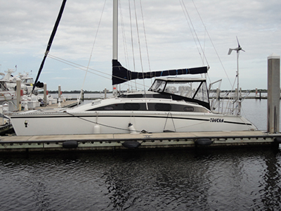 Catamarans TOUCAN, Manufacturer: PDQ, Model Year: 1993, Length: 36ft, Model: Capella Classic, Condition: Used, Listing Status: SOLD, Price: USD 137500