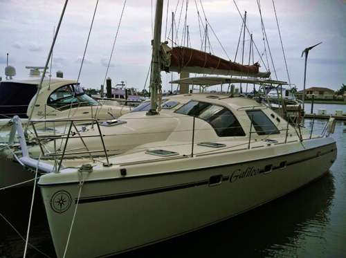 Preowned Sail Catamarans for Sale 2000 Privilege 37