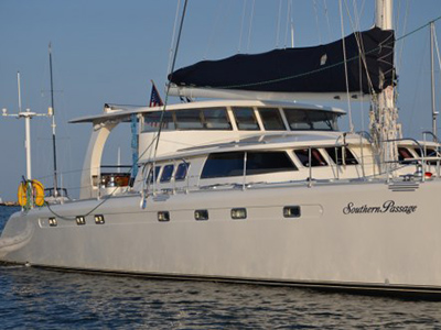 Catamarans SOUTHERN PASSAGE, Manufacturer: FOUNTAINE PAJOT , Model Year: 1994, Length: 56ft, Model: Marquises 56, Condition: USED, Listing Status: Catamaran for Sale, Price: USD 499000