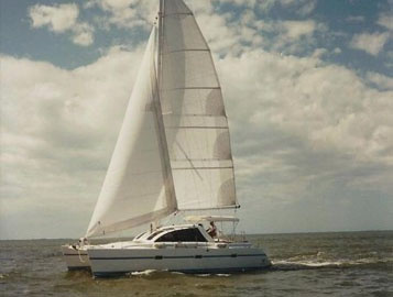 Preowned Sail Catamarans for Sale 1993 Lagoon 37