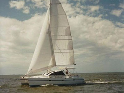 Catamarans LOUS CHANGE, Manufacturer: LAGOON, Model Year: 1993, Length: 38ft, Model: Lagoon 37, Condition: USED, Listing Status: Under Offer, Price: USD 139500