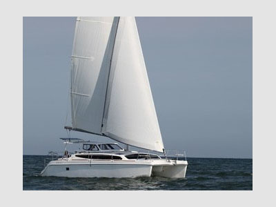 Catamarans HULL 1150, Manufacturer: GEMINI CATAMARANS, Model Year: 2012, Length: 35ft, Model: Legacy 35, Condition: Used, Listing Status: SOLD, Price: USD